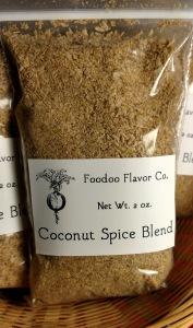 coconut spice